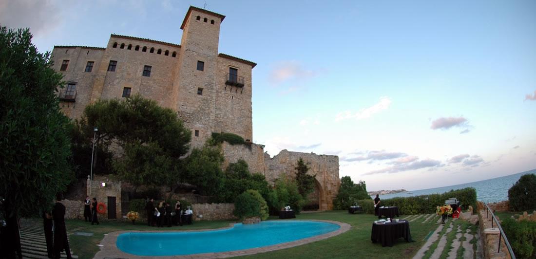 Castell tamarit organizaci n de bodas y catering en - Casa miret tarragona ...
